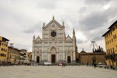 Santa Croce Royaltyfria Bilder