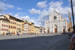 Santa Croce Immagini Stock