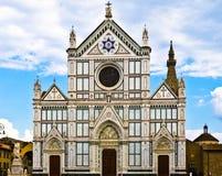 Santa Croce Zdjęcie Stock