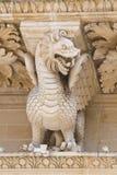 Santa Croce Basilica. Lecce. Puglia. Italy. Stock Photography