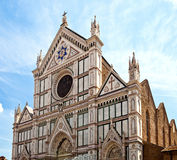 Santa Croce Church Royalty Free Stock Image