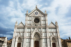 Santa Croce Royalty Free Stock Photos