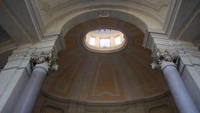 Santa Croce en Gerusalemme Imagen de archivo libre de regalías