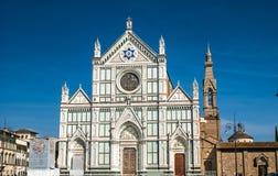 Santa Croce, Florence, Italy Stock Photos