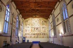Santa Croce, Florence, Italy Stock Photo