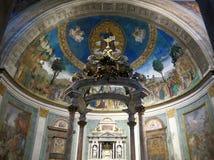Santa Croce in Gerusalemme, Rom Stockbild