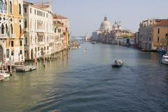 Santa Croce in Venedig Stockfoto