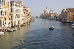 Santa Croce in Venice Stock Photo
