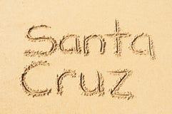 Santa Cruz Photographie stock