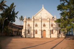 Santa Cruz Basilica Royaltyfri Bild