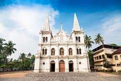 Santa Cruz Basilica Arkivfoto