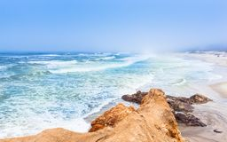Santa Cruz.  California Stock Photo