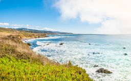 Santa Cruz.  California Stock Image