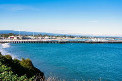 Santa Cruz, California Royalty Free Stock Photography