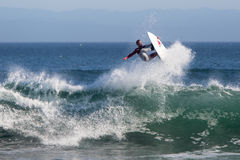 Santa Cruz, California Surfing. Surfing photos from Santa Cruz, CA royalty free stock photo