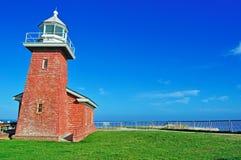 Santa Cruz, California, United States of America, Usa. The Mark Abbott Memorial Lighthouse on June 15, 2010. The Mark Abbott Memorial Lighthouse, at Lighthouse stock photo