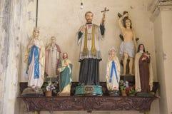 Santa Cruz Cathedral Basilica Stock Images