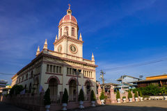 Santa Cruz Catholic Church Stock Photography