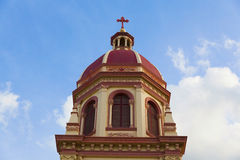 Santa Cruz Church Stock Photography