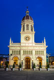 Santa Cruz Church in Thailand Royalty Free Stock Photos