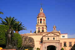 Santa Cruz convent Stock Photography