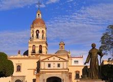 Santa Cruz Convent In Queretaro, Mexico I Royalty Free Stock Images