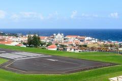 Santa Cruz das Flores, Azores (Portugal) Stock Images