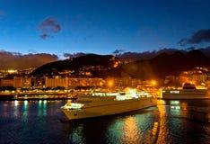Santa Cruz de Тенерифе, Канарские острова стоковое изображение