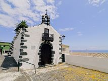 Santa Cruz de La Palma Arkivfoto