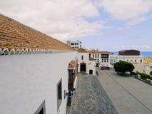 Santa Cruz de La Palma Royalty Free Stock Photo