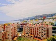 Santa Cruz de La Palma Stock Photo