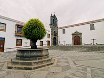 Santa Cruz de La Palma Royalty Free Stock Photos