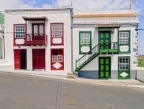 Santa Cruz De Los Angeles Palma Zdjęcia Royalty Free
