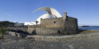 Santa Cruz de Tenerife Images libres de droits