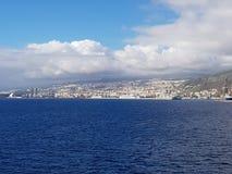 Santa Cruz de Tenerife fotografia stock libera da diritti