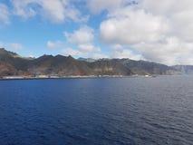 Santa Cruz de Tenerife fotografía de archivo libre de regalías