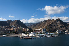 Free Santa Cruz De Tenerife Stock Photos - 27191293