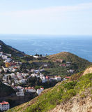 Santa Cruz de Tenerife Imagem de Stock
