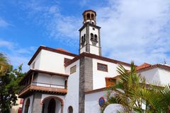 Santa cruz De Tenerife Zdjęcia Stock