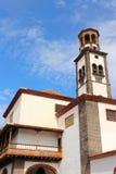 Santa Cruz de Tenerife Imagens de Stock Royalty Free