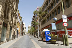 Santa Cruz de Tenerife Imagen de archivo