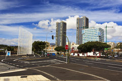 Santa Cruz de Tenerife, Canary Islands, Spain Stock Photo
