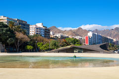 Santa Cruz de Tenerife. Canary Islands, Spain Stock Photography