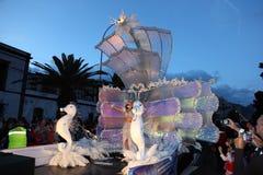 Santa Cruz de Tenerife Carnival Stock Photo
