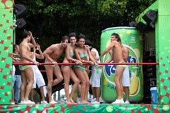 Santa Cruz de Tenerife Carnival Royalty Free Stock Photography