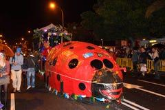 Santa Cruz de Tenerife Carnival Royalty Free Stock Images