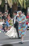 Santa Cruz de Tenerife Carnival 2014 Immagini Stock Libere da Diritti