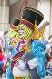 Santa Cruz de Tenerife Carnival 2014 Immagine Stock