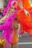 Santa Cruz de Tenerife Carnival 2014 Immagini Stock