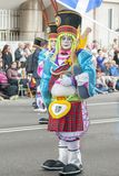 Santa Cruz de Tenerife Carnival 2014 Royalty Free Stock Image